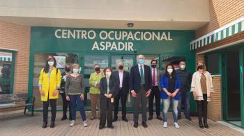 El centro da cobertura a muchas familias con hijos con diversidad funcional y necesidades especiales del municipio