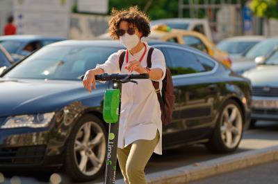 Lee toda la noticia 'Entra en vigor la nueva regulación de los patinetes eléctricos'