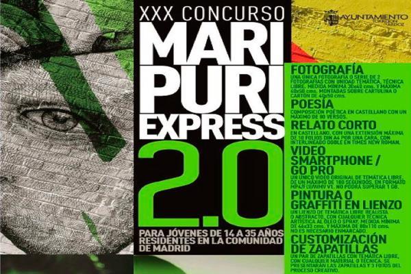 Entregados los premios del XXX certamen Mari Puri Express 2.0
