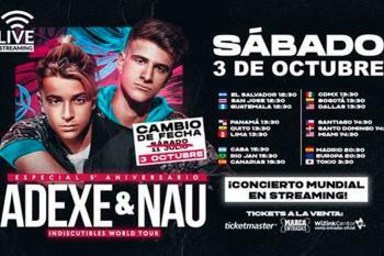 La banda actuará el próximo 3 de octubre en el WiZink Center de Madrid
