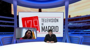 Hoy en Televisión de Madrid hemos tenido el placer de contar con la presencia de Ana Millán, alcaldesa de Arroyomolinos