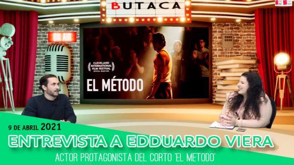 """Entrevista a Edduardo Viera: """"para el papel, lo primero que fijamos fue el físico; tuve que adelgazar 12 kilos en dos meses"""""""