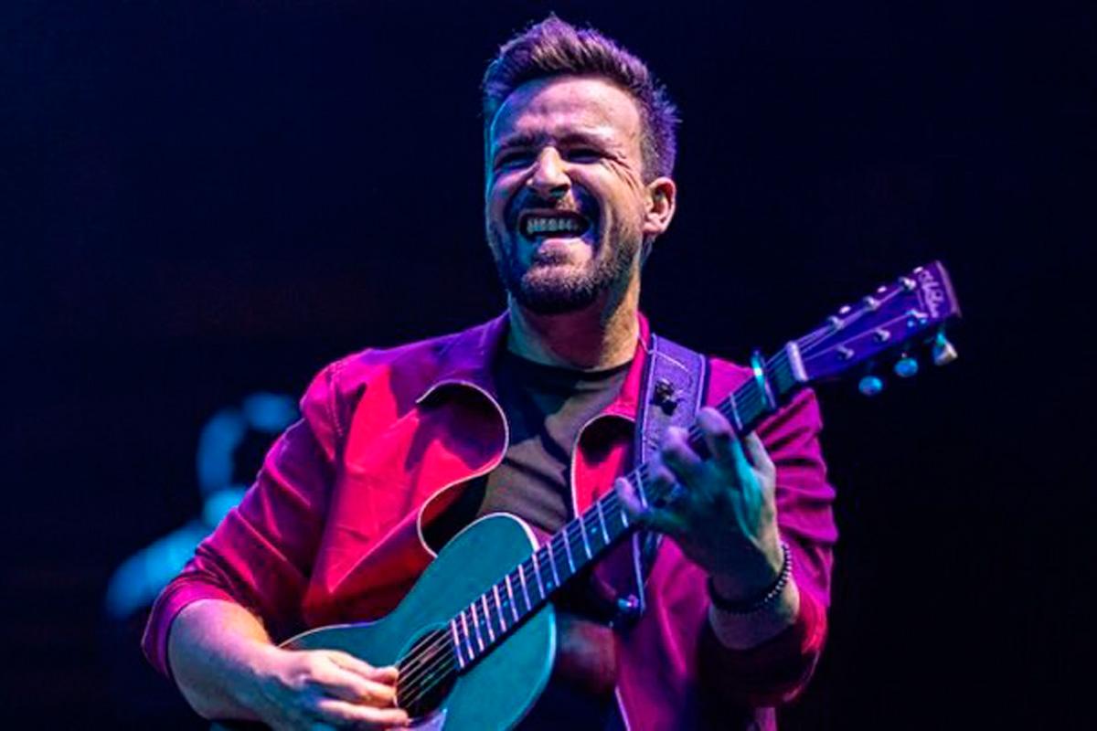 Hablamos con Diego Cantero, Funambulista, sobre 'Origen', un disco grabado en directo durante su concierto en pandemia en el WiZink Center