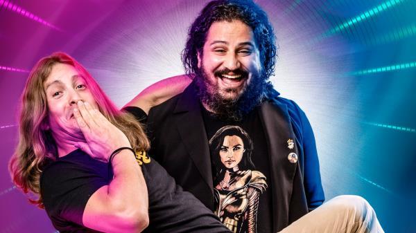 """Entrevista a Grison Beatbox y Jaime Caravaca: """"todos los momentos o situaciones de la vida tienen un lado cómico"""""""
