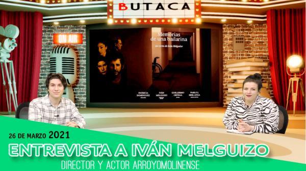 "Entrevista a Iván Melguizo: ""me gustaría poder estar delante y detrás de la pantalla"""