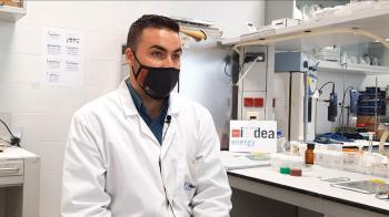 El investigador, que trabaja para la universidad de Chalmers en Suecia, reclama un mayor apoyo económico para la investigación científica