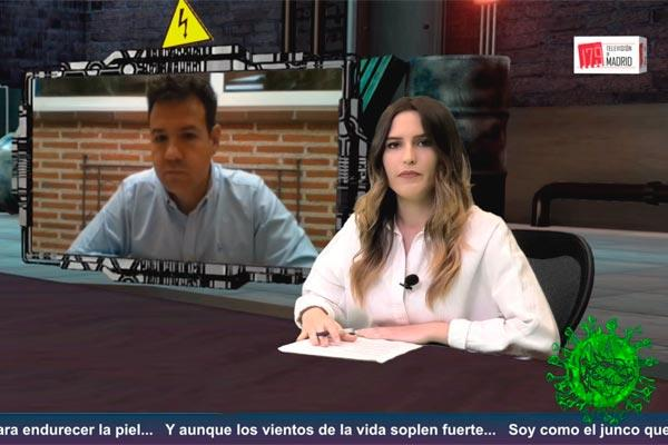 """Jose de la Uz: """" Nadie se va a quedar atrás en Las Rozas"""""""