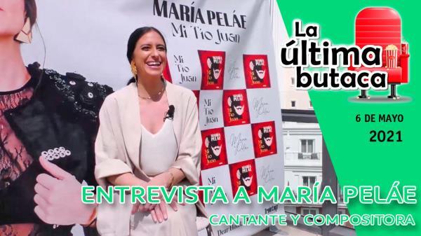 """Entrevista a María Peláe: """"con este single, no me he callado nada; que salte esa liebre es lo que me hace ver que hay que seguir hablando"""""""