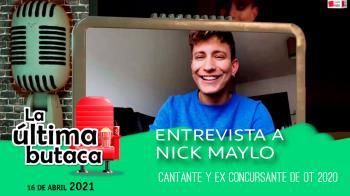 Entrevista a Nick Maylo