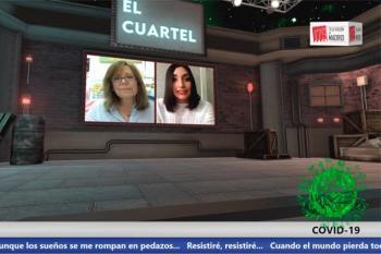 La concejala de Servicios Sociales en Moraleja de Enmedio repasa las políticas desarrollándose en el marco de la pandemia