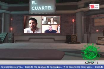 Xavier Colàs es corresponsal en Moscú y hoy nos acerca en Televisión de Madrid cómo se está viviendo la pandemia en Rusia