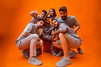 Hablamos con VAHO, banda revelación con estilo original y sangre alcalaína que presentará su EP 'Revolución', el 14 de noviembre, en la sala Independance de Madrid