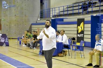 Antonio Pernas volverá a dirigir al Laboratorios Ynsadiet Baloncesto Leganés