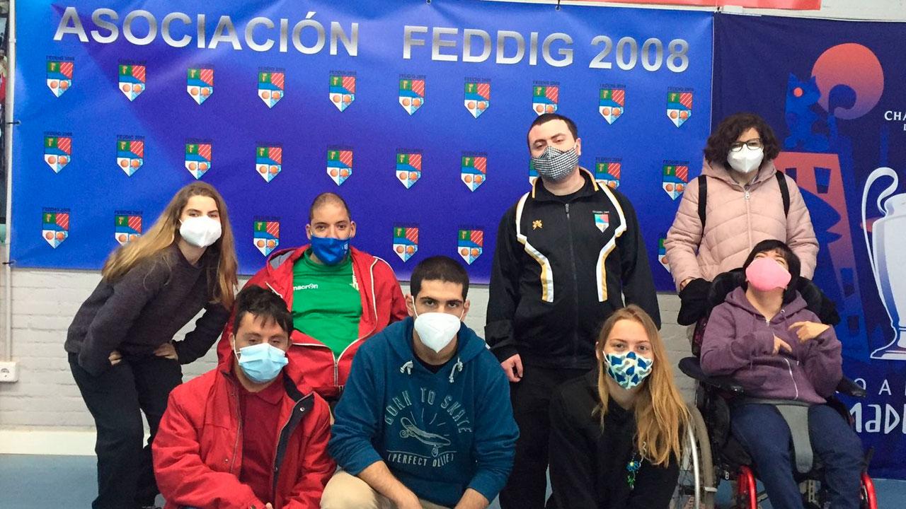 Hablamos con Carlos Flores, fundador y director de la Asociación Feddig2008 de Getafe