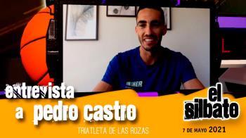 El triatleta roceño Pedro Castro afronta su primer Ironman con un objetivo en mete: ayudar a la Asociación Run4Smiles