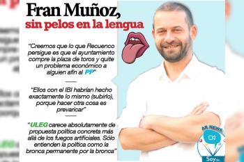 El segundo teniente de alcalde de Leganés, Fran Muñoz, pasa por los micrófonos de SDO para analizar la actualidad política de Leganés