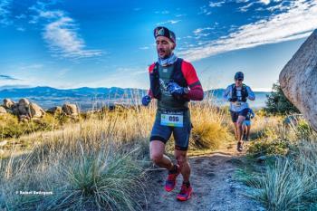 El próximo 15 de agosto, Juan Antonio Quintana afrontará el reto de completar 120 kilómetros en la Sierra del Guadarrama por los enfermos de la Fibrosis Pulmonar Idiopática