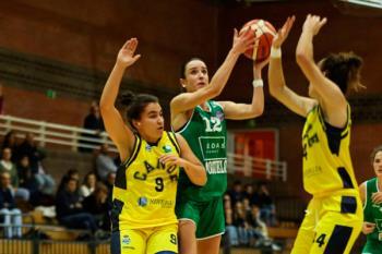 Leire Martín continuará jugando en el C.B. Pozuelo UFV, siendo, además, la nueva capitana del equipo en Liga Femenina 2