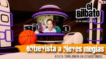 Entrevista con Nieves Megías