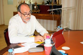 El presidente de la Real Federación de Fútbol de Madrid, Paco Díez, nos cuenta en qué punto se encuentra el fútbol regional