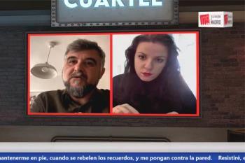 Gabriel Ortega, portavoz de Más Madrid - Ganar Móstoles, valora con nosotros la actualidad durante la pandemia