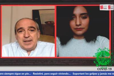 """Lee toda la noticia 'Isidro Navalón: """"Hay que dejar las banderas de las ideologías y trabajar unidos como un equipo de profesionales""""'"""