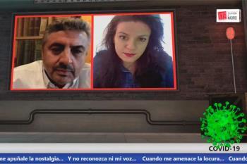 El portavoz de Cs Móstoles, José Antonio Luelmo, nos habla de las propuestas y demandas de la formación ante la pandemia