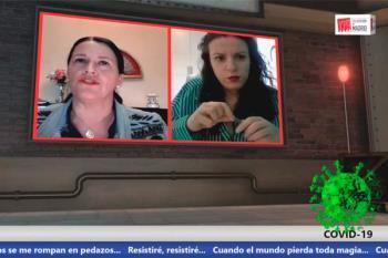 Mirina Cortés, la portavoz del PP de Móstoles, repasa con nosotros las actuaciones llevadas a cabo por el consistorio