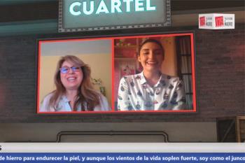 Entrevistamos a la alcaldesa de Moraleja de Enmedio, Valle Luna