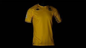 El amarillo es el protagonista de la primera equipación y el negro y el dorado, de la segunda