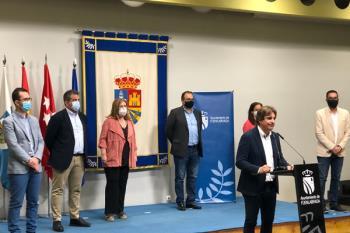 Los regidores de Fuenlabrada, Móstoles, Alcorcón, Getafe, Leganés, Parla y Pinto denuncian que desconocen las medidas de restricción