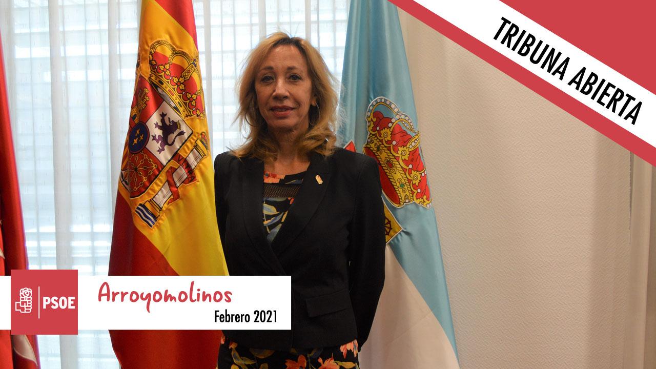 Opinión | Tribuna abierta PSOE Arroyomolinos