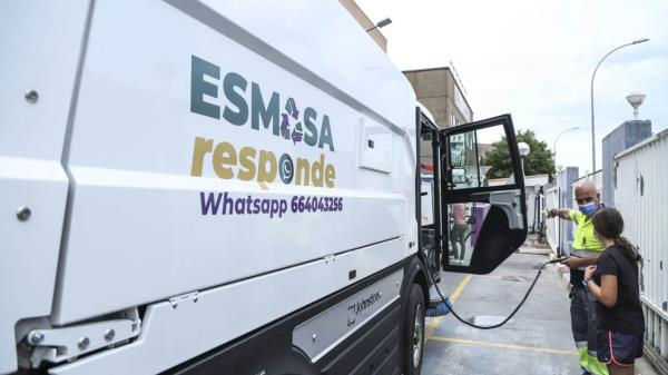 Alcorcón podría convertirse en la vanguardia del reciclaje a través de su nuevo plan de sostenibilidad llevado a cabo por ESMASA