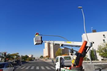 Esto mejorará la visibilidad de los cruces con las calles Oceanía y Gabriela Mistral