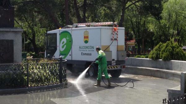 ESMASA promueve el empleo verde en Alcorcón