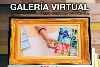 El Ayuntamiento de Boadilla les ofrece un hueco en su web para que expongan su obra