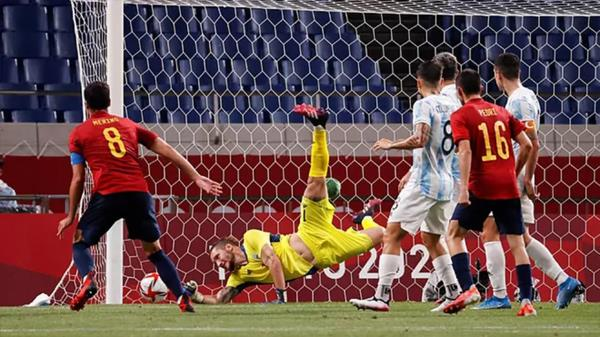España, a los cuartos olímpicos
