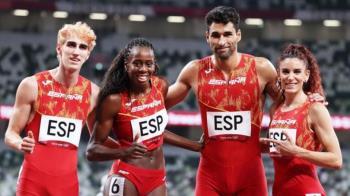 Samuel García, Laura Bueno, Aauri Bokesa, Bernat Erta y Ana Peleteiro lucharán por las medallas el sábado 31 de julio
