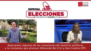 Especial elecciones: Nuestros políticos comparten sus impresiones en Televisión de Madrid