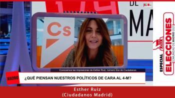Especial elecciones: ¿Por qué hay que votar a Ciudadanos el 4-M?