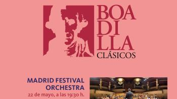 Del 22 al 30 de mayo, en cuatro conciertos que tendrán lugar en el Auditorio Municipal