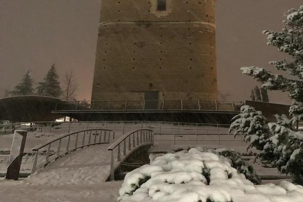 La Borrasca Filomena cubre de nieve nuestras calles
