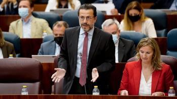 Javier Fernández-Lasquetty ha enviado una carta a la Ministra de Asuntos Económicos y Transformación Digital, Nadia Calviño.