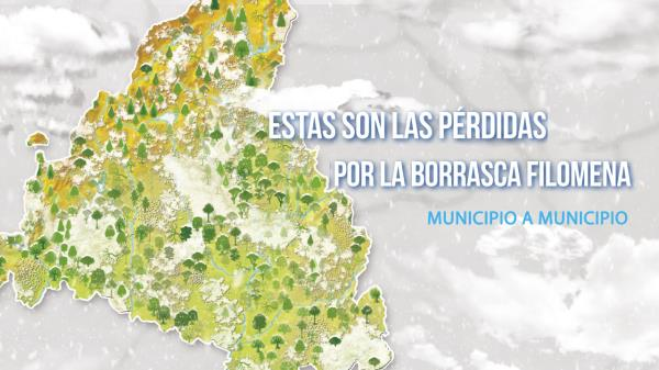 Los municipios de Soyde. hacen balance de los daños del temporal