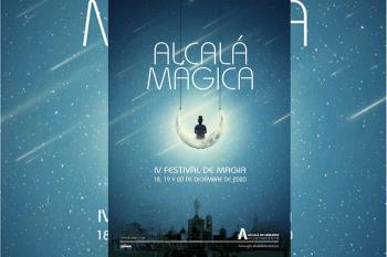 Lleva la IV edición del Festival de Magia a Alcalá de Henares