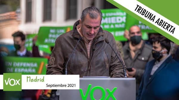 Este mes, VOX Madrid no tiene nada que decirnos