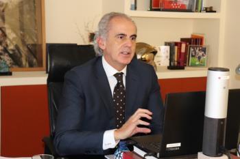 Así lo ha explicado el consejero de Sanidad, Enrique Ruiz Escudero, esta misma mañana