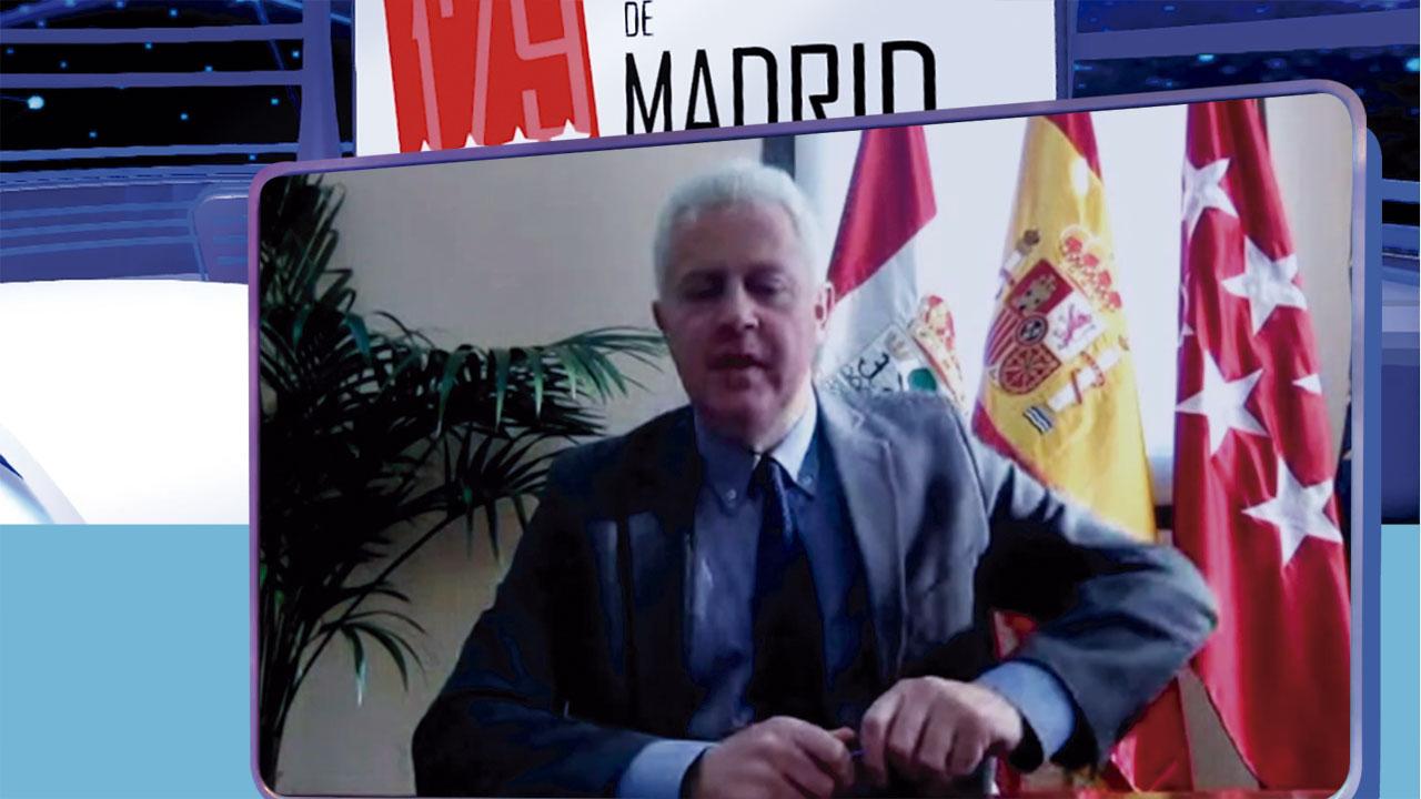 Hablamos con el alcalde de San Sebastián de los Reyes, Narciso Romero, sobre la hoja de ruta del Gobierno local en 2021