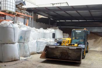 Las localidades establecen zonas para paliar con las consecuencias que ha dejado el fuerte temporal de nieve