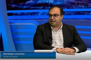 El alcalde de Leganés, Santiago Llorente, responde a las críticas de la oposición y niega casos de enchufismo en el ayuntamiento